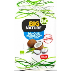 BIG Nature bio Olej Kokosowy Extra Virgin 900ml