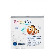 Colway BabyCol 60 kapsułek - suplement diety