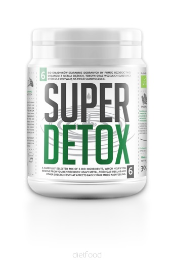 Diet Food BIO Super Detox Mix 300g