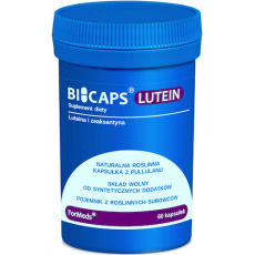 ForMeds BICAPS LUTEIN Luteina + Zeaksantyna 60kaps - suplement diety