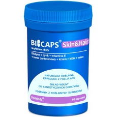 ForMeds BICAPS Skin&Hair 60kaps - suplement diety