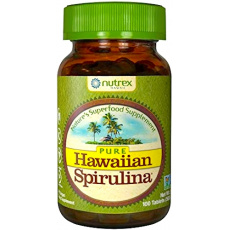 Hawaiian Spirulina hawajska Pacifica 500mg 100tabs - suplement diety
