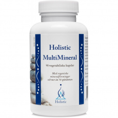 Holistic MultiMineral 90kaps vege - suplement diety