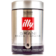 Illy Dark Roast 250g 100% Arabica kawa ziarnista