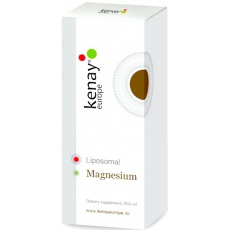 Kenay Magnez Liposomalny 250ml CureSupport - suplement diety