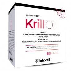Laborell Krill Oil 60 kaps - suplement diety