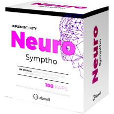 Laborell Neuro Symptho 100 kaps - suplement diety