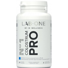 Nº1 LAB ONE Colostrum PRO 60kaps- suplement diety