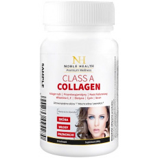 Noble Health Mini Class A Collagen 30 tabletek Kolagen - suplement diety