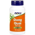 NOW FOODS Dong Quai 520mg 100veg. kaps. - suplement diety