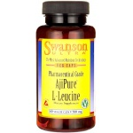 Swanson AjiPure L-Leucyna 500mg 60kaps - suplement diety