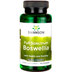 Swanson FS Boswellia forte 800mg 60kaps - suplement diety