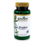 Swanson L-Prolina 500mg 100tab - suplement diety