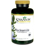 Swanson Niacyna 500mg 250kaps - suplement diety