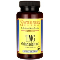 Swanson Ultra TMG 500mg 90kaps - suplement diety
